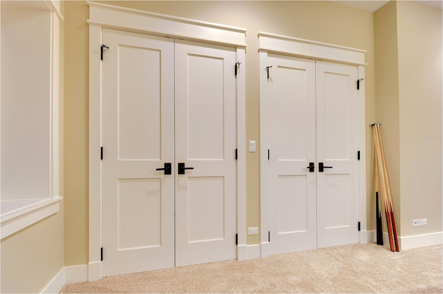 Closet Doors | The 12 Best Styles For Your Home | Décor Aid
