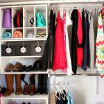 Closet organization ideas:   innovative and wonderful
