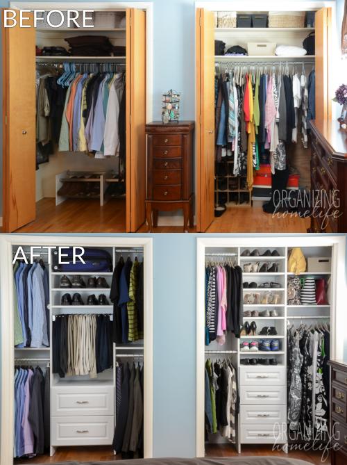$1,000 EasyClosets Organized Closet Giveaway | organizing :: closets