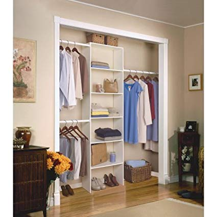 Keep your dresses organized with closet organizer system u2013 BlogAlways