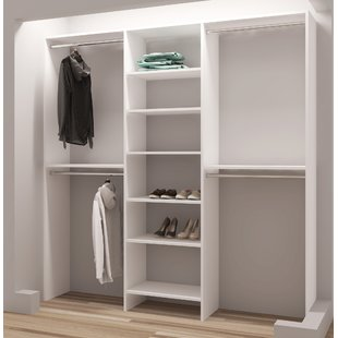 Closet Systems & Organizers You'll Love | Wayfair