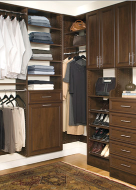 Closet Systems & Accessories   Organize-It