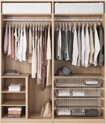 Wardrobe organisation u2026   Wardrobes   Bedrou2026