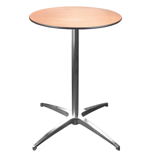 24 Inch Round High Cocktail Tables | Pub & Bar Tables