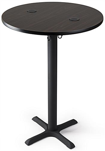 Wireless Charging Cocktail Table | 30u201dw 42