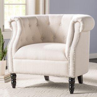 Comfortable Living Room Chairs | Wayfair
