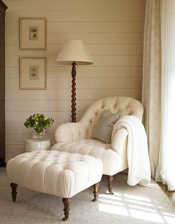 Create your own blissful sitting nook - reading corner, book nook