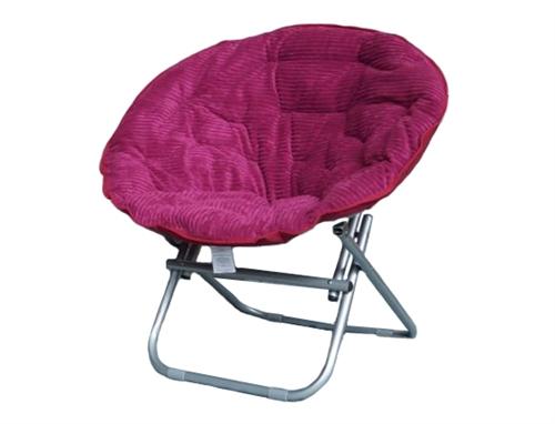 Cheap & Comfortable Dorm Room Seating Options - Comfy Corduroy Moon
