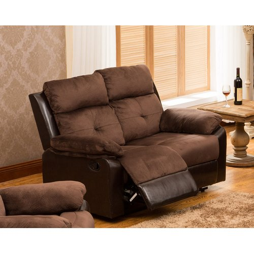 Red Barrel Studio Tavistock Comfy Reclining Loveseat - Walmart.com