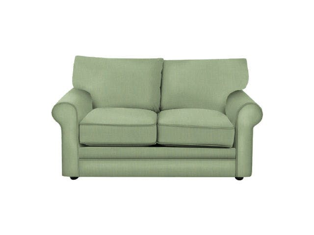 Klaussner Living Room Comfy Loveseat 36300 LSNP - Furniture Plus Inc