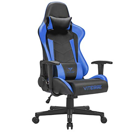 Amazon.com: Gaming Chair Ergonomic Desk Chair High Back Racing Style