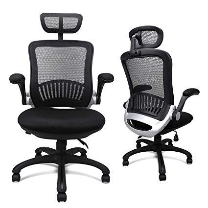 Amazon.com: Ergonomic Mesh Office Chair, Komene Swivel Desk Chairs