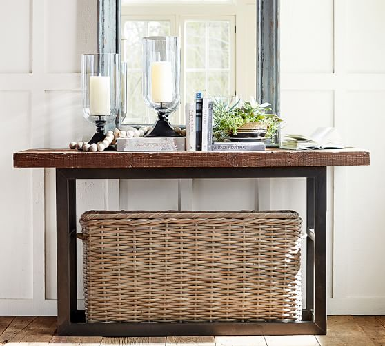Console Tables, Sofa Tables & Entryway Tables | Pottery Barn