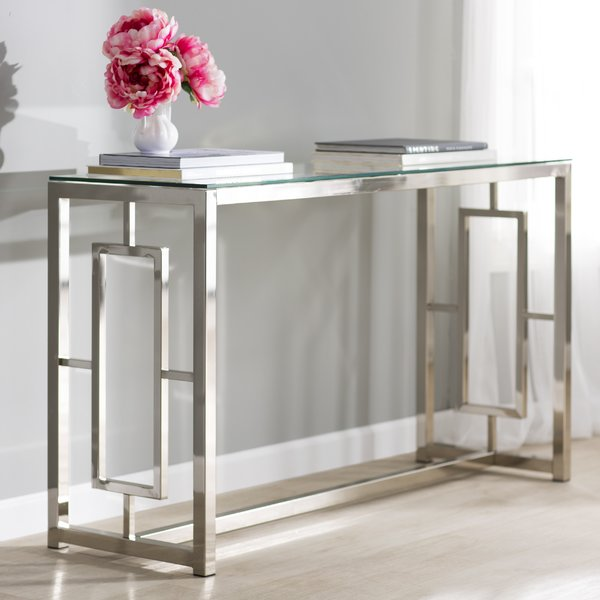 Willa Arlo Interiors Danberry Console Table & Reviews | Wayfair