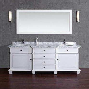 Top 7 Best Contemporary Bathroom Vanities - Overstock.com