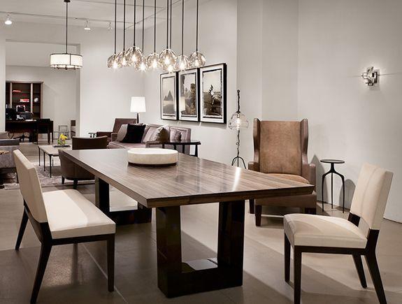 Zeitgenössisches Esszimmer | Mobilă | Pinterest | Dining room, Room
