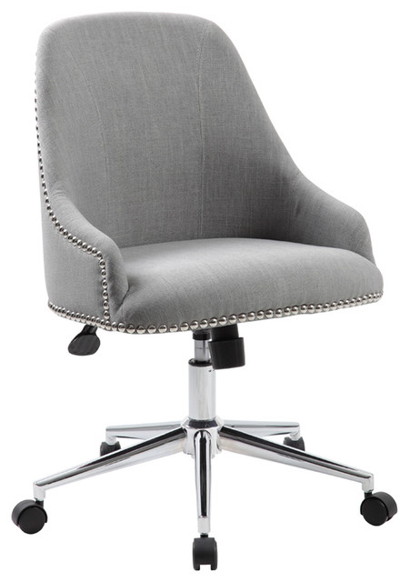Boss Office Products Carnegie Desk Chair - Contemporary - Office