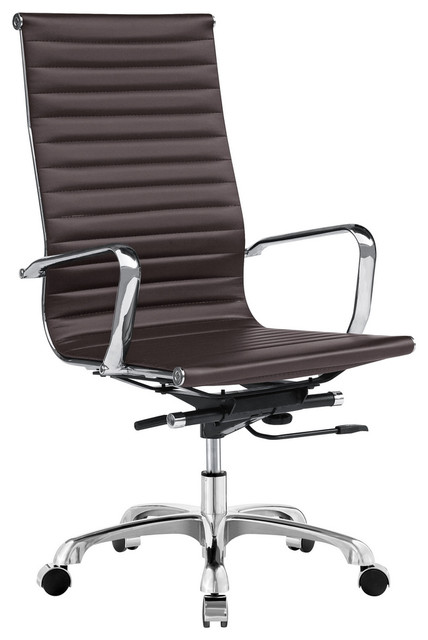Fine Mod Imports Modern Conference Office Chair High Back