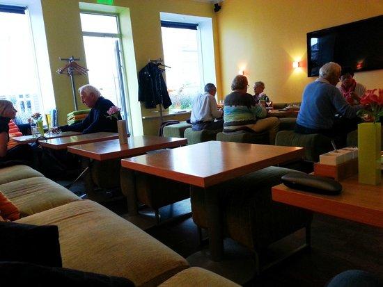 Contemporary Setting - Picture of Lime Lounge, Parnu - TripAdvisor