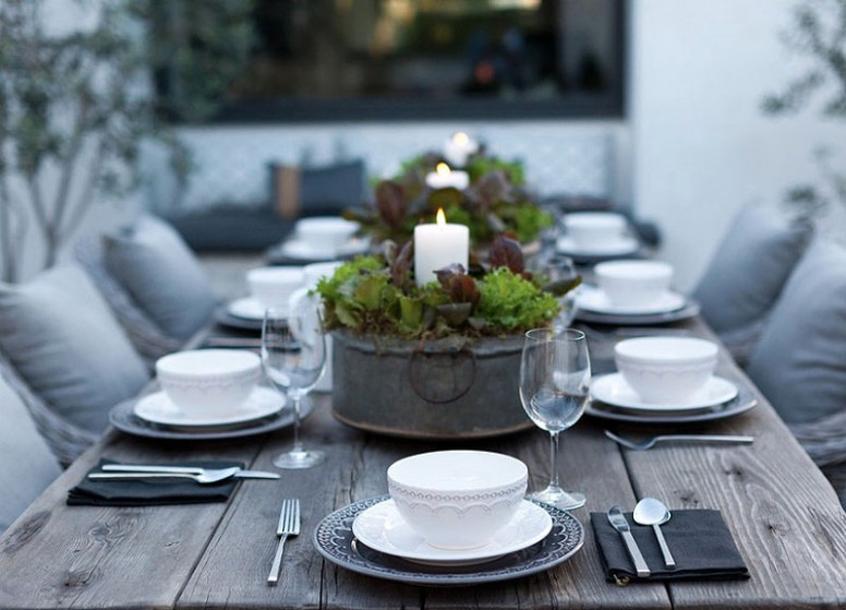 Why You Must Experience Contemporary Table Setting At Least