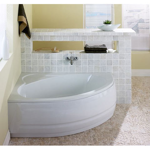 Stylish corner baths u2013 Pickndecor.com