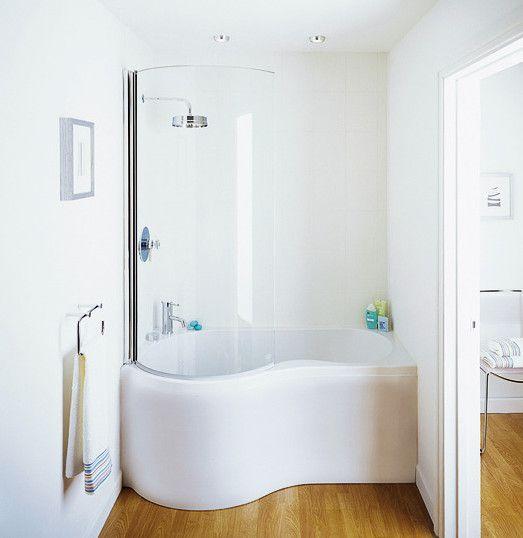 corner bathtub shower combo small bathroom   home   Bathroom tub