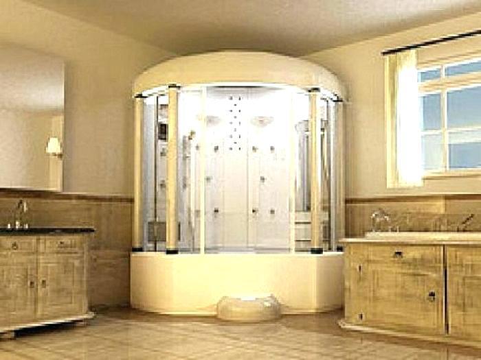 Showers ~ Luxury Shower Bath Combo Tips In Making Bathroom Designs