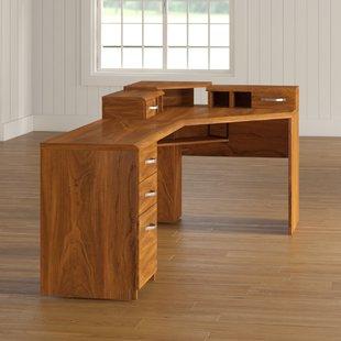 Corner Computer Desks You'll Love   Wayfair