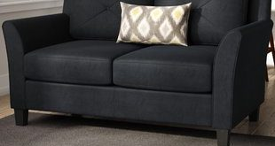Small Corner Loveseat | Wayfair