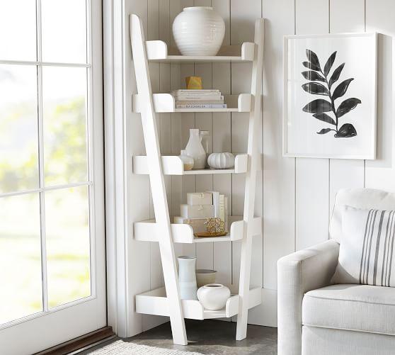 Studio Corner Shelf | Pottery Barn