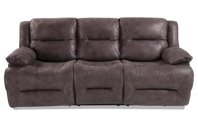 Jennings Power Reclining Sofa | Bob's Discount Furniture