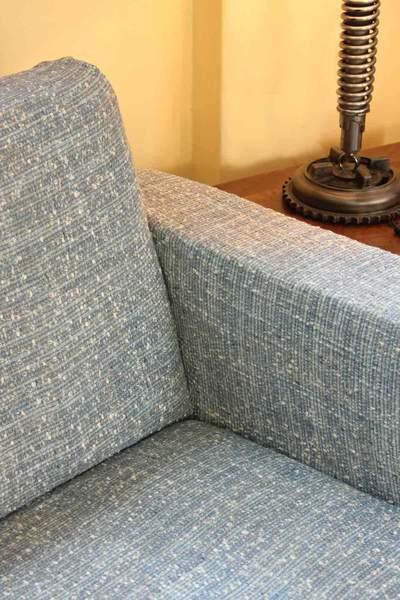Designer Upholstery Fabrics | Damask Tweed Upholstery Sofa Mumbai