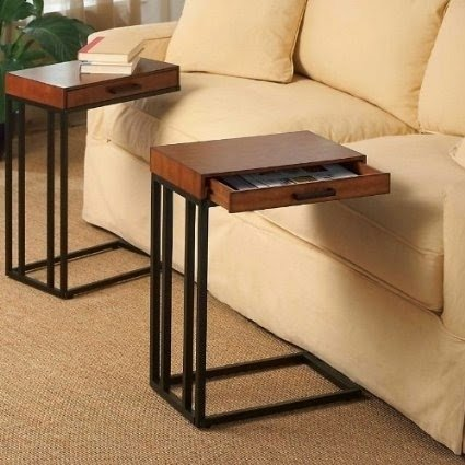 Couch Arm Table - Visual Hunt