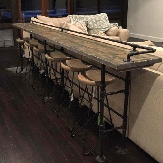43 Super Cool Bar Top Ideas to Realize | Organize | Pinterest
