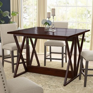 Counter Height Folding Kitchen & Dining Tables You'll Love | Wayfair