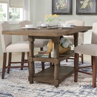 Gathering Table Counter Height | Wayfair