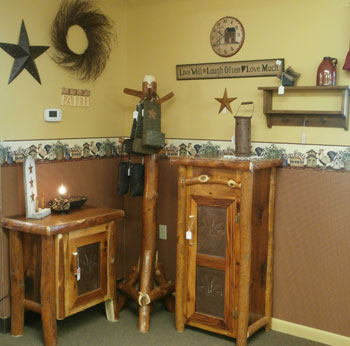 Zimmermans Country Furniture - Rustic Furniture in Everett, PA