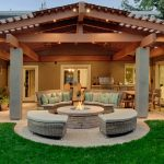 Covered patio ideas for that   perfect kind of shade for your patio