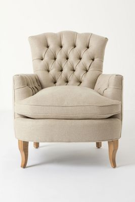 Cream armchair | Interior/Exterior Decorating | Pinterest | Chair