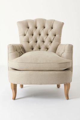 Cream armchair   Interior/Exterior Decorating   Pinterest   Chair