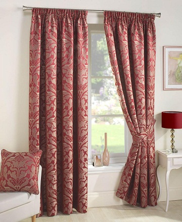 50 Pictures of Latest Curtain Designs for Windows & Doors in India