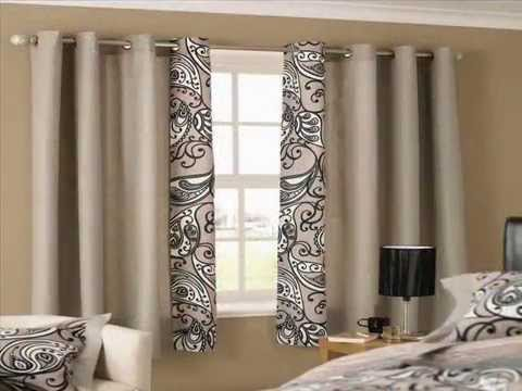 bedroom curtains I red bedroom curtains I master bedroom curtains