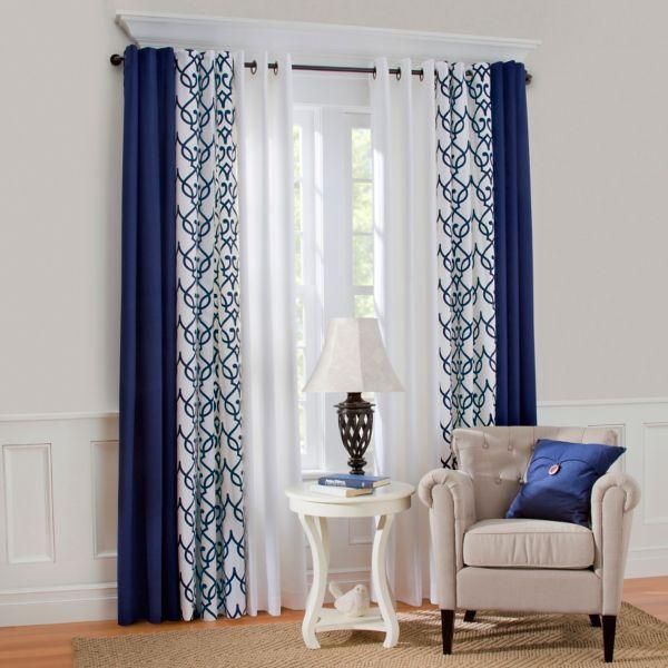 Mellanie Design | Curtains and Windows Ideas