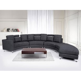 Curved Sectionals You'll Love | Wayfair