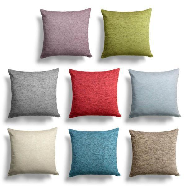 Chenille Cushion Covers 22