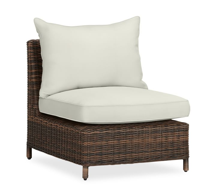 Torrey Outdoor Furniture Replacement Cushions | Pottery Barn