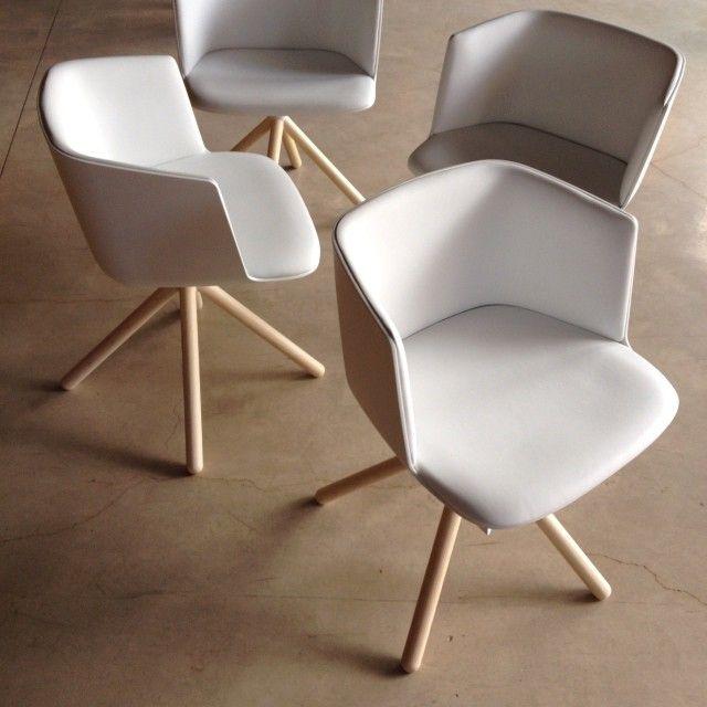 ecclightingfurniture: NEW Lapalma Cut chairs arrived at the ECC