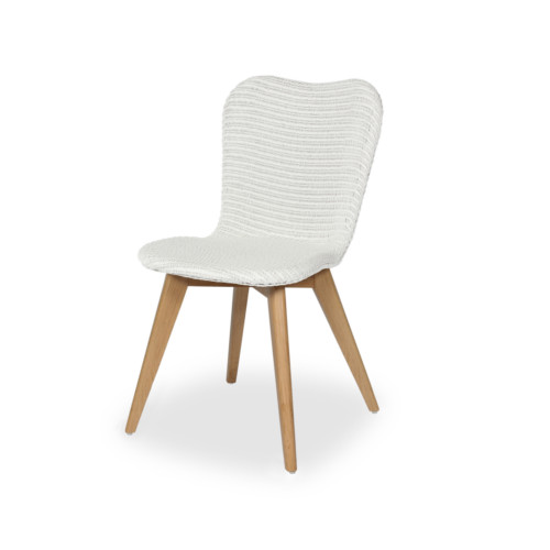 Lily Dining Chair u2013 Pure White | Respire Living
