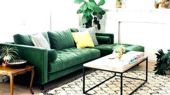 Dark Green Couch Velvet Green Sofa Dark Green Couch And Loveseat
