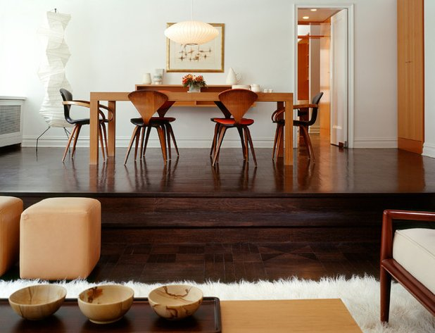 What Goes With Dark Wood Floors?